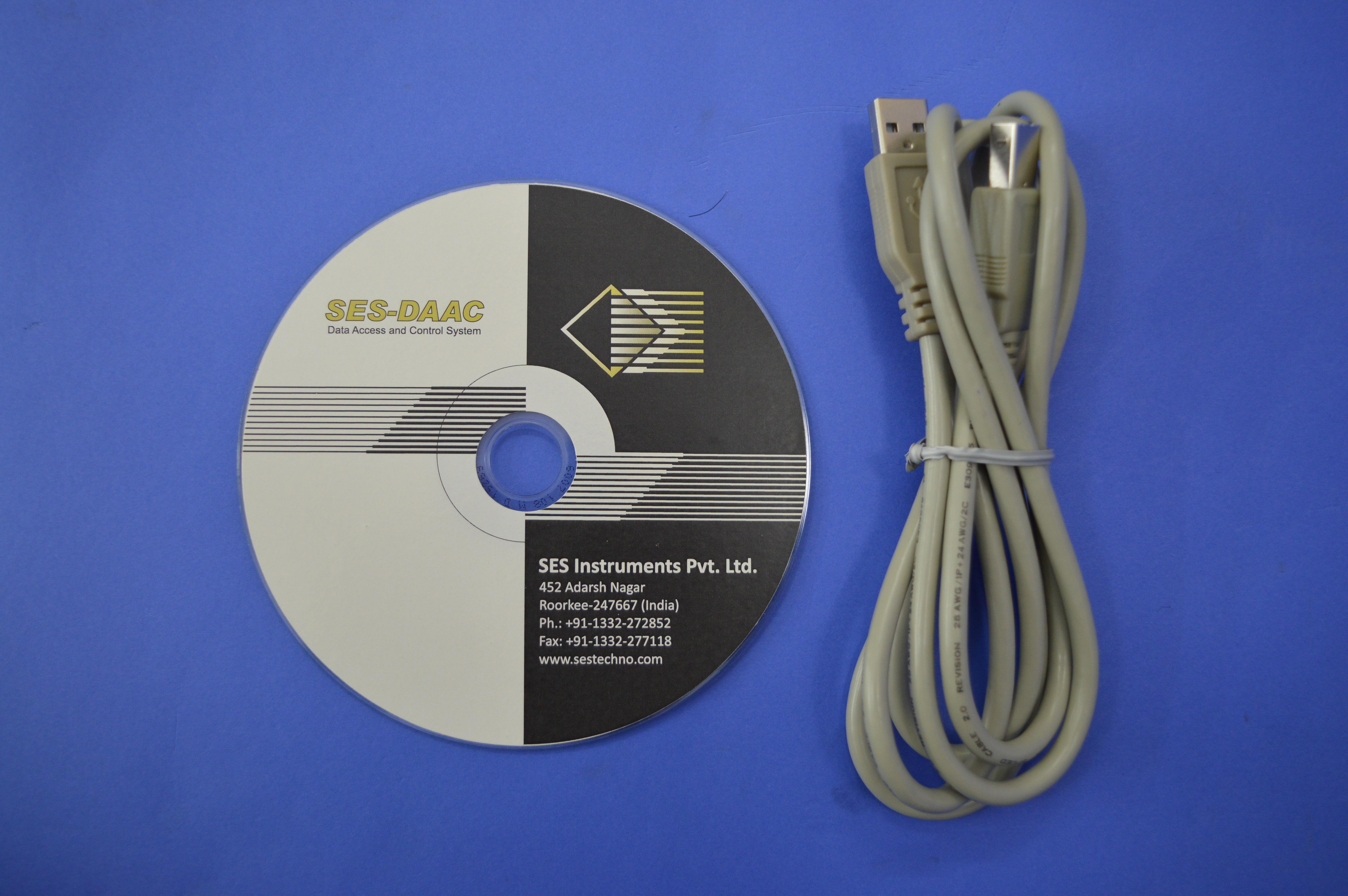 Digital Microvoltmeter (DMV-001-C2)