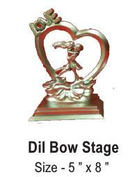 Dil Bow Stage