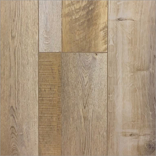 Oak Vanilla Wooden Flooring Sheet