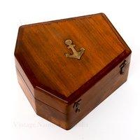 Sextant – Nautical Marine (Hexagonal Box)