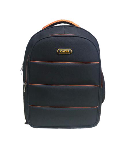 """Caris 17"""" Black 20L School Bag SB17001"""