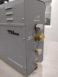 Steam Bath Generator Control Panel