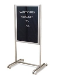 Lobby Welcome Stand