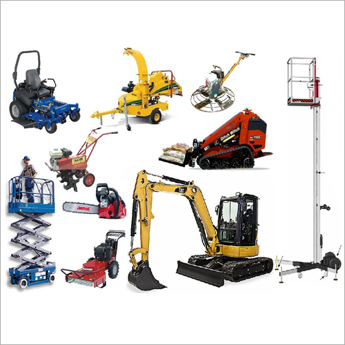 Equipment Rental Service