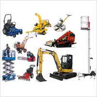 Equipment Rental Service