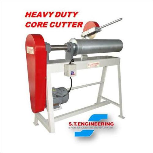 Heavy Duty Core Cutter Machine