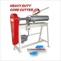 Heavy Duty Core Cutter Machine