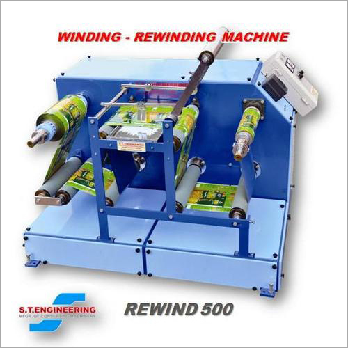 Winding Rewinding Machine