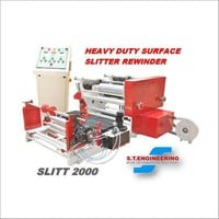 Heavy Duty Surface Slitter Machine