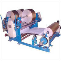 Drum Type Slitter Machine