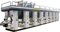 High Speed Rotogrvure Printing Machine