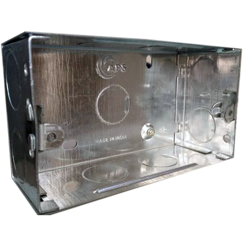 GI Electrical Modular Switch Boxes