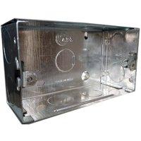 GI Electrical Modular Switch Boxes