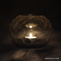 Bowl Shape Candle Holder