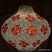 Big Shape Mosaic Hanging For Ceiling