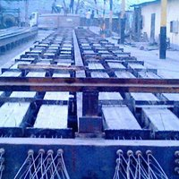 RCC Concrete Pole Mould