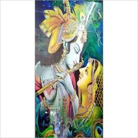 Radha Krishan Ji Night Vision Tiles