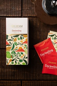 Darjeeling Black Tea bag