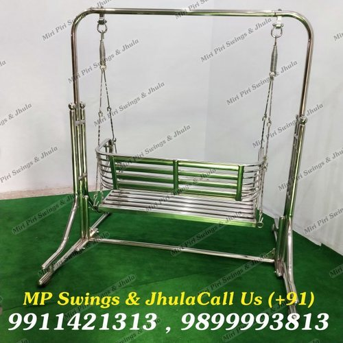 Wrought Iron Swing