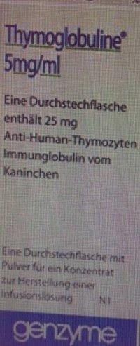 Thymoglobuline
