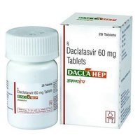 Daclastavir 60 Mg Tablet