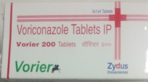 Vorier Voriconazol 200mg Tablet