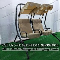 Outdoor Swing With Stand For Adults