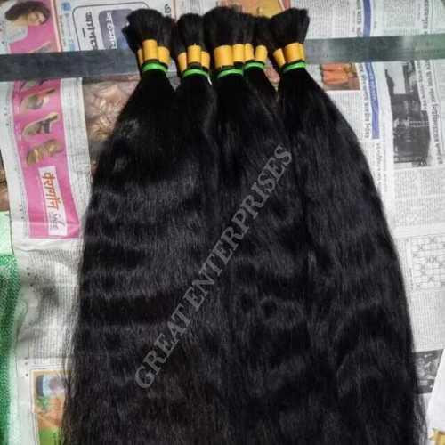 Bulk Raw Hair