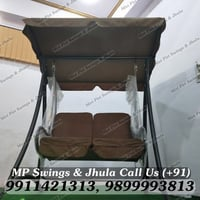 Wrought Iron Swing Chair