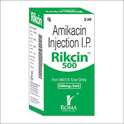Amikacin Injection 500mg