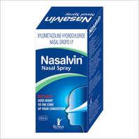 Xylometazoline Hydrochloride Nasal Drops
