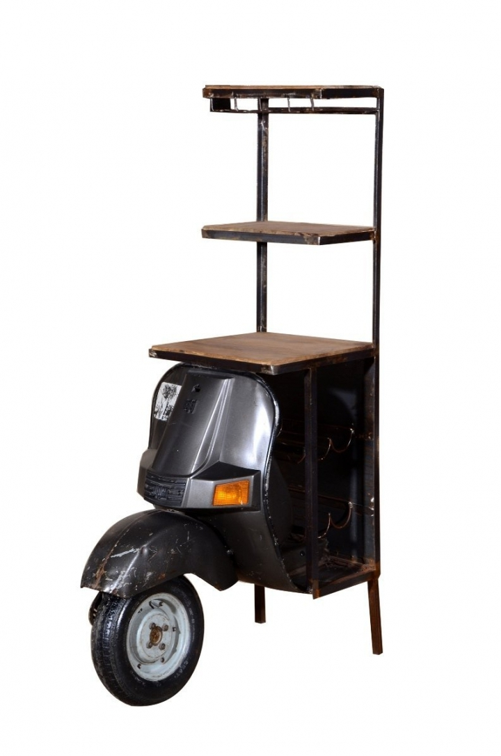 Automobile Tractor Reclaimed Desk