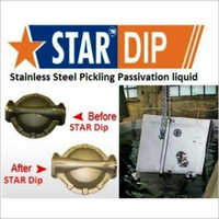Stainless Steel Pickling Dip Chemical Star
