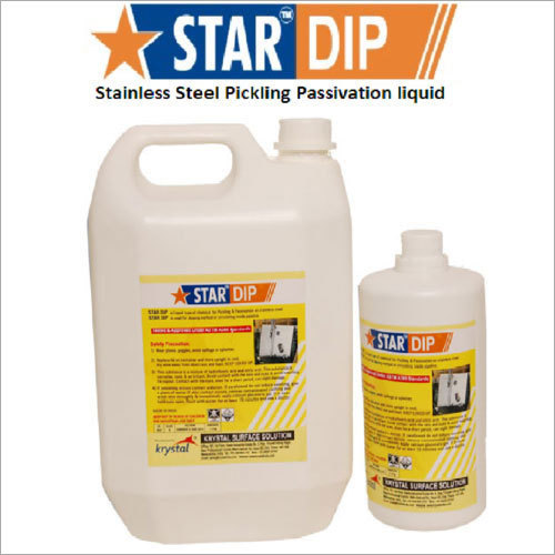 Stainless Steel Pickling Passivation Liquid