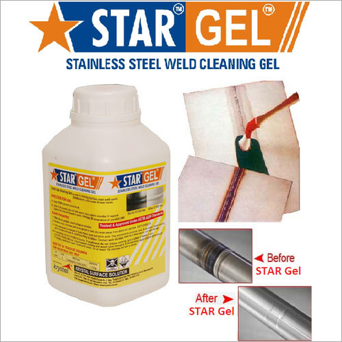 Star Stainless Steel Pickling Paste Gel