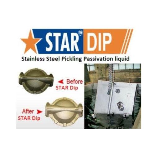 Stainless Steel Pickling Dip Liquid Star Dip