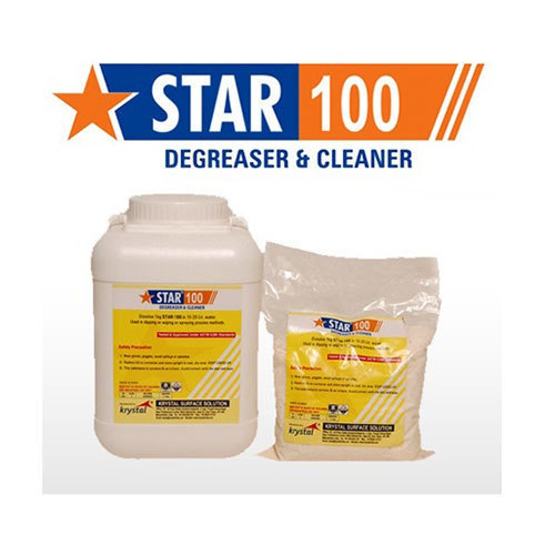 Star 100 Degreaser Powder Form