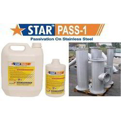 Stainless Steel Passivation Dip Chemical Star