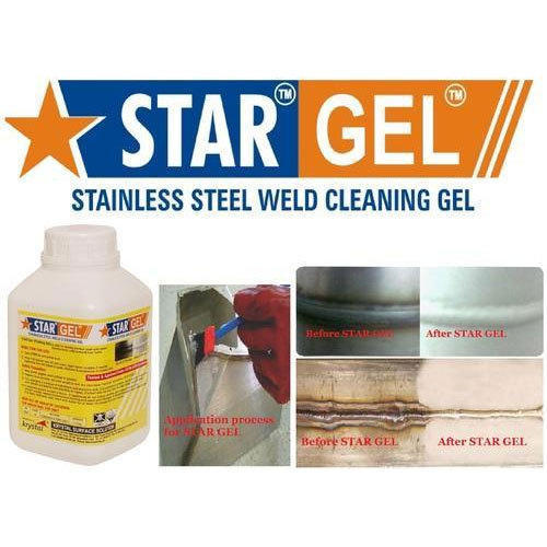 Pickling and Passivation Paste Gel Star