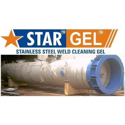 Pickling Passivation Paste Gel Stainless Steel Star Gel