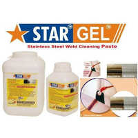 Stainless Steel Weld Cleaning Paste Star Gel