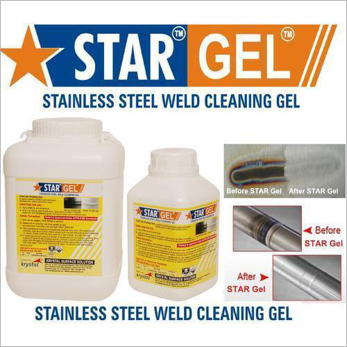 SS Pickling Paste Pickling Gel Star