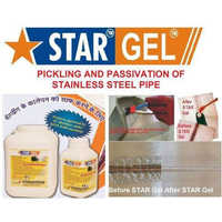 Pickling And Passivation Of Stainless Steel Pipe Star Gel