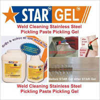 Weld Cleaning Stainless Steel Pickling Paste Pickling Gel