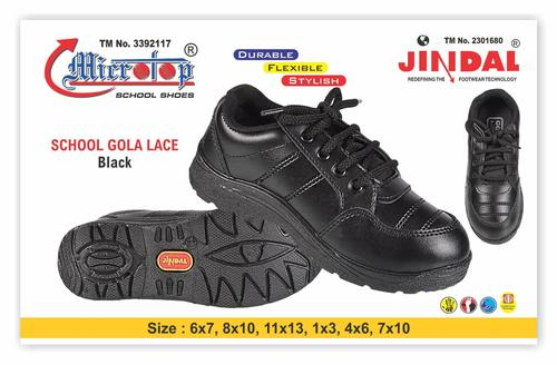 School Gola Lace Black