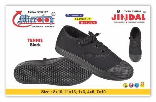 Kids PVC White Shoe
