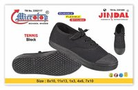AIR TENNIS BLACK SHOE