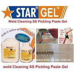 Weld Cleaning SS Pickling Paste Gel Star