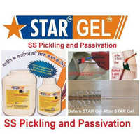 SS Pickling & Passivation Star Gel