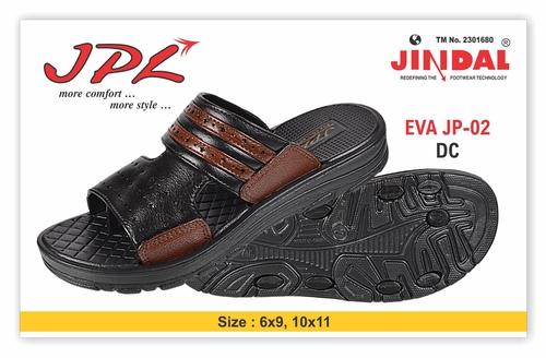 EVA MENS SLIPPER JP-02 D/C